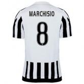 Maillot Juventus Marchisio Domicile 2015 2016