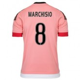 Maillot Juventus Marchisio Exterieur 2015 2016