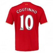 Maillot Liverpool Coutinho Domicile 2015 2016
