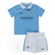 Maillot Manchester City Enfant Domicile 2015 2016