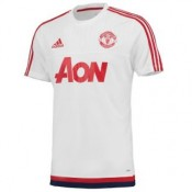 Maillot Manchester United Champion Formation Blanc 2015