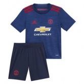 Maillot Manchester United Enfant Exterieur 2016 2017