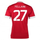 Maillot Manchester United Fellaini Domicile 2015 2016