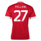Maillot Manchester United Fellaini Domicile 2015 2016