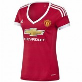 Maillot Manchester United Femme Domicile 2015 2016
