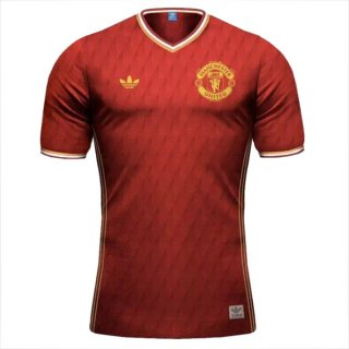 Maillot Manchester United Formation Retro 2016 2017