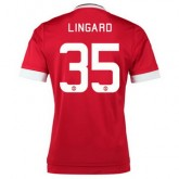 Maillot Manchester United Lingard Domicile 2015 2016
