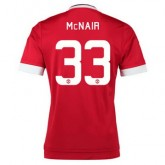 Maillot Manchester United Mcnair Domicile 2015 2016