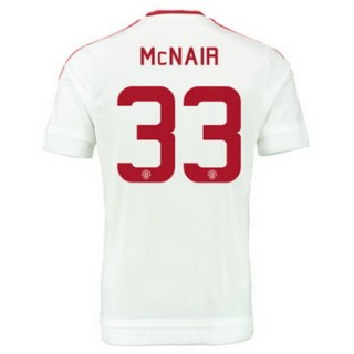 Maillot Manchester United Mcnair Exterieur 2015 2016