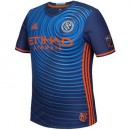 Maillot New York Exterieur 2016 2017