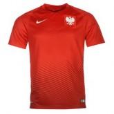 Maillot Pologne Exterieur Euro 2016