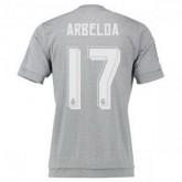 Maillot Real Madrid Arbeloa Exterieur 2015 2016