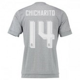 Maillot Real Madrid Chicharito Exterieur 2015 2016