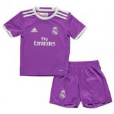 Maillot Real Madrid Enfant Exterieur 2015 2016