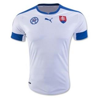 Maillot Slovaquie Domicile Euro 2016