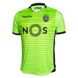 Maillot Sporting Troisieme 2016 2017