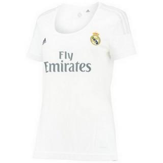 Maillot Real Madrid Femme Domicile 2015 2016