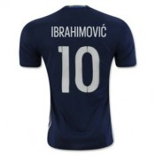 Maillot Suede Ibrahimovic Exterieur Euro 2016