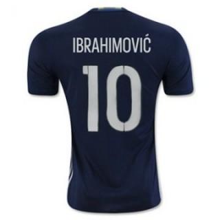 Maillot Suede Ibrahimovic Exterieur Euro 2016