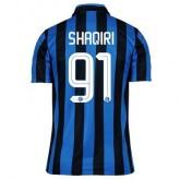 Maillot Inter Milan Shaqiri Domicile 2015 2016