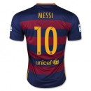 Maillot Barcelone Messi Domicile 2015 2016