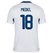 Maillot Inter Milan Medel Exterieur 2015 2016