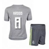 Maillot Real Madrid Enfant Kroos Exterieur 2015 2016