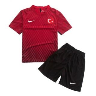 Maillot Turquie Enfant Domicile Euro 2016