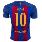 Maillot Barcelone Messi Domicile 2016 2017