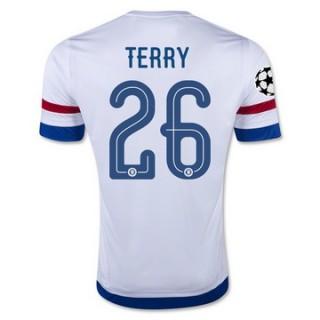 Maillot Chelsea Terry Exterieur 2015 2016