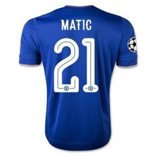 Maillot Chelsea Matic Domicile 2015 2016