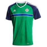 Maillot Irlande Du Nord Domicile Euro 2016
