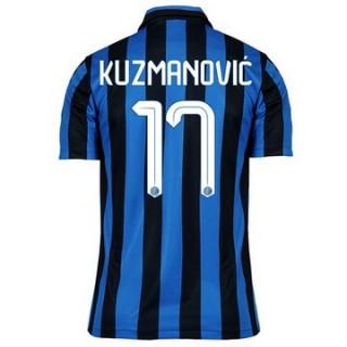 Maillot Inter Milan Kuzmanovic Domicile 2015 2016