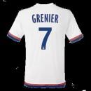 Maillot Lyon Grenier Domicile 2015 2016