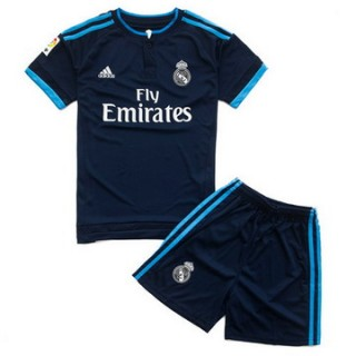 Maillot Real Madrid Enfant Troisieme 2015 2016